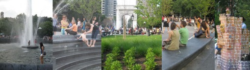 Washington Sq-newly renovated 2009