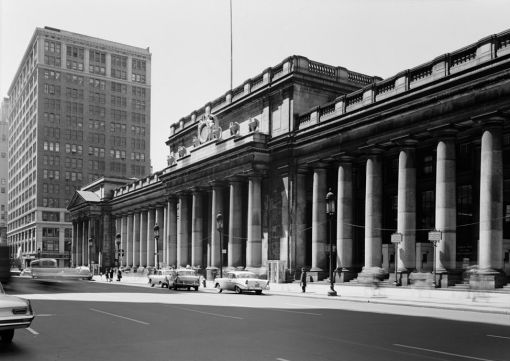 Original Penn Station