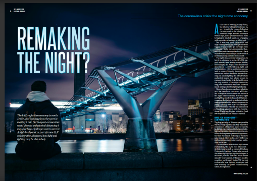 The ILP Lighting Journal July/August 2020 Issue
